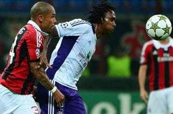 Anderlecht striker Mbokani targeting Premier League move