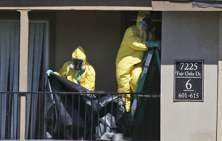 Louise Troh and her family will not return to the apartment where Ebola victim Thomas Eric Duncan visited them. (AP/LM Otero)