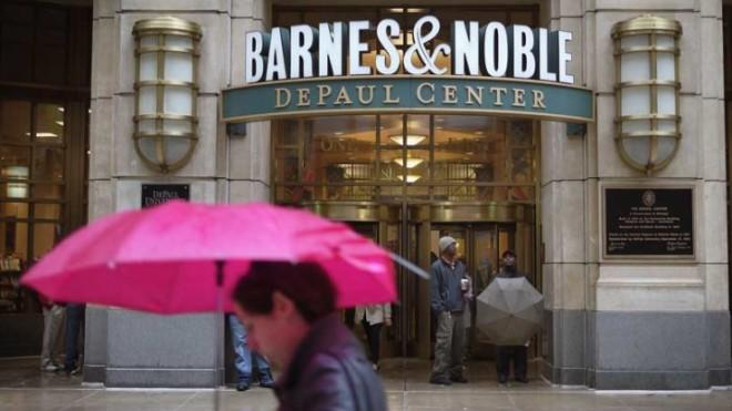 Barnes & Noble's Nook e-reader helped the mega-bookstore stay afloat — but a little gadget can only do so much.