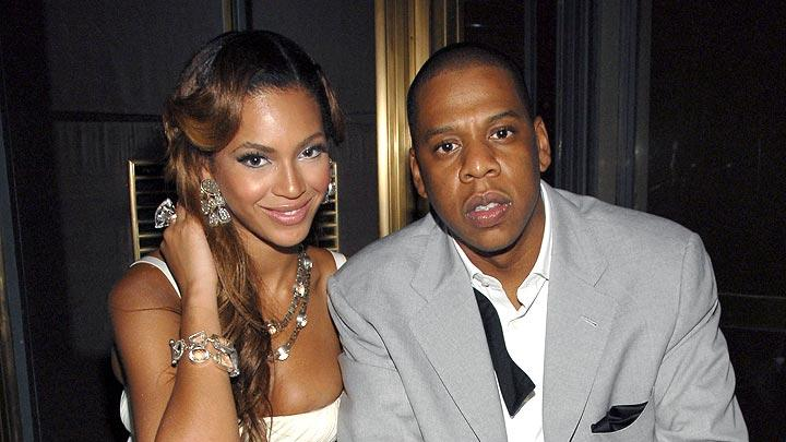 Beyonce Knowles and Jay Z