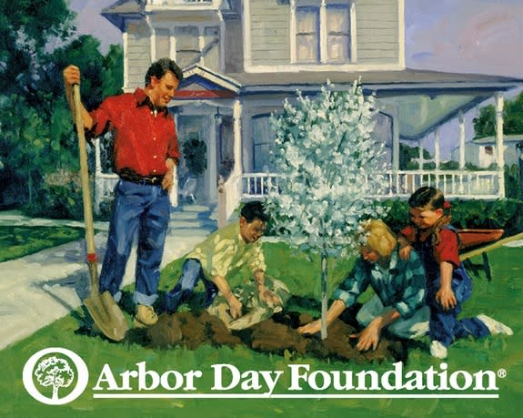 Go Plant a Tree! 5 Odd Facts About Arbor Day