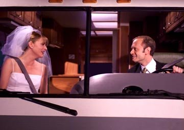 "Jane Leeves and David Hyde Pierce NBC's ""Frasier"" Frasier"
