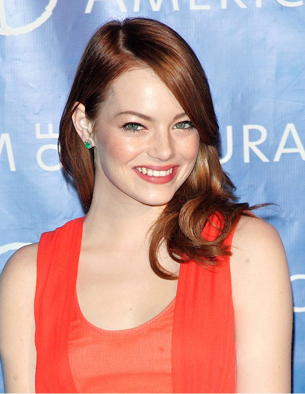 Hollywood Redhead Celebrities