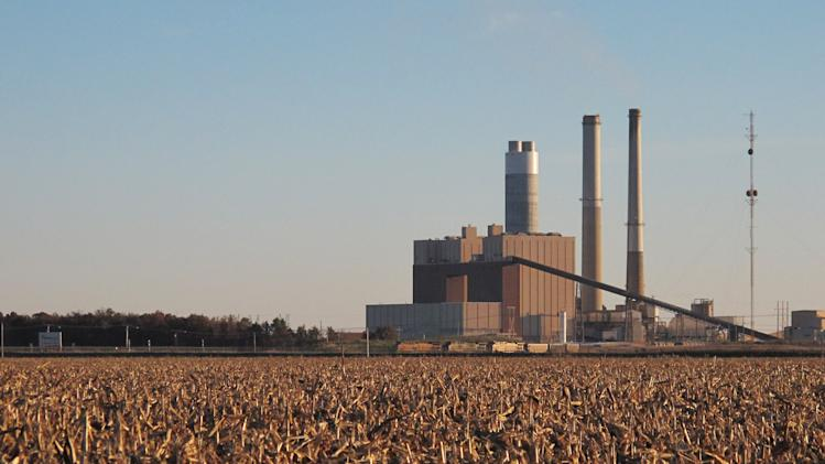Ameren, Dynegy close deal on 5 Ill. coal plants