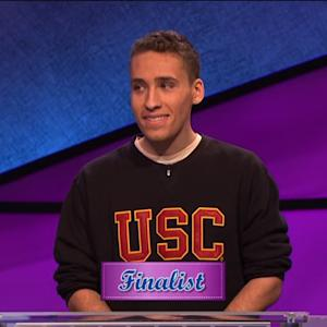 College Kid Picks The Wrong Day To Praise on Kanye West on 'Jeopardy'