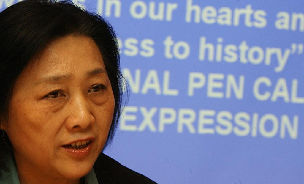 China jails outspoken journalist, 71, for seven years