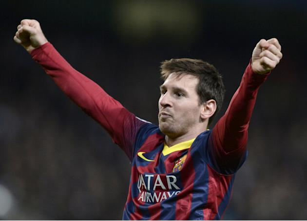 Barcelona Concerned About Lionel Messi's Vomiting During Games