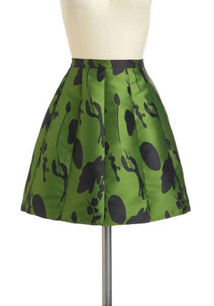 """Ver-dance Partner"" skirt, $47.99 at modcloth.com"