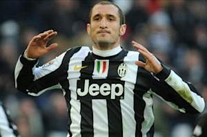 Chiellini hopeful of making Milan clash