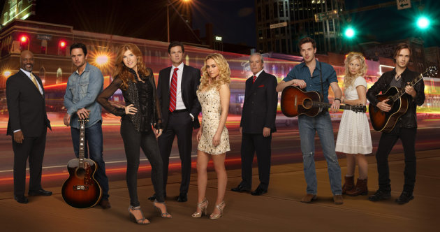 The cast of &quot;Nashville.&quot;