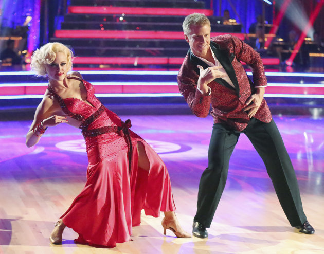 Peta Murgatroyd and Sean Lowe …