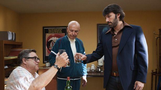 Two Weeks After Debuting, 'Argo' Reigns