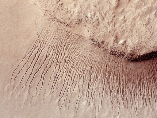 The surface of Mars, the 'Red Planet' Photo_1312481085277-4-0