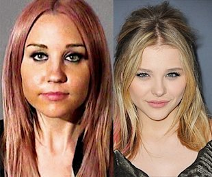 amanda bynes chloe moretz