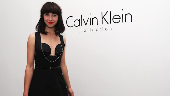 Calvin Klein Collection Hosts Special Dinner In Beijing With Performance By Kimbra At Long March Space