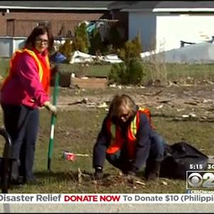 Red Cross Volunteers Answer The Call