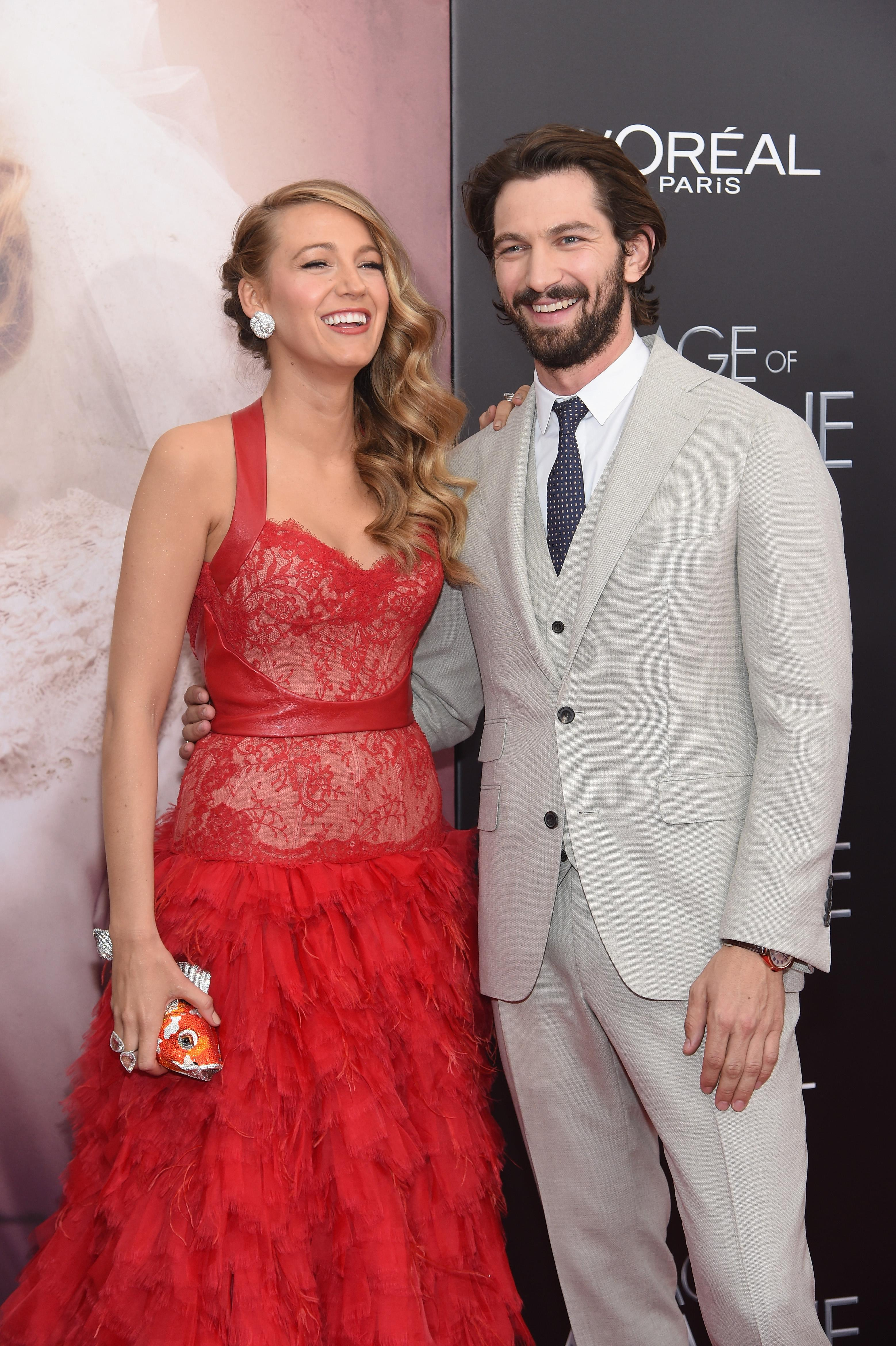 'Age of Adaline' Premiere: Blake Lively Likes to Bake on Friday Nights
