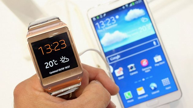 T-Mobile Offers Galaxy Gear Smartwatch For $299.99, Available Oct. 2 (ABC News)