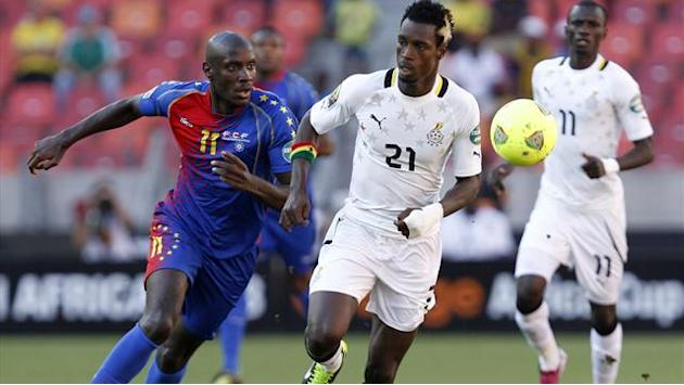 World Cup - Centre back pairing back for Ghana