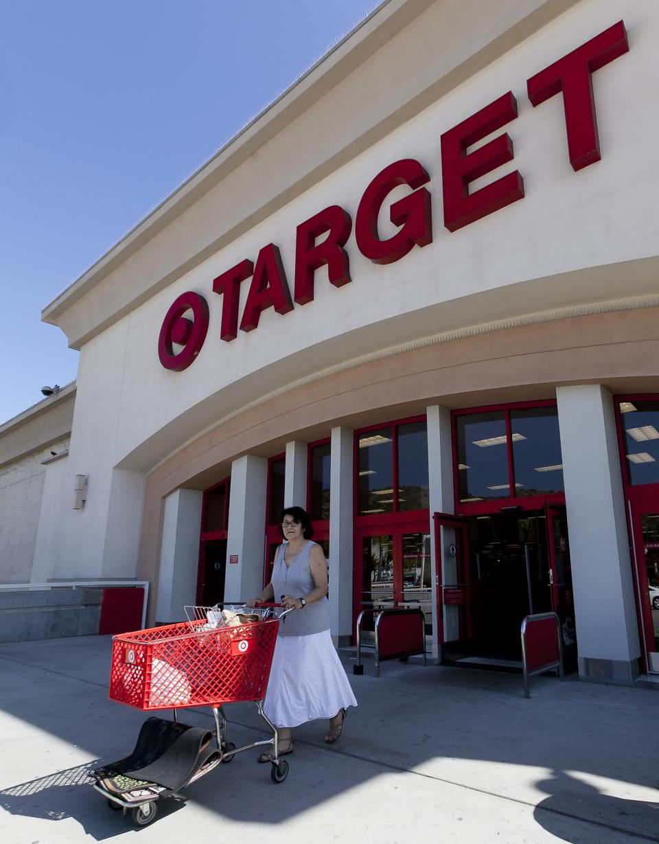 Target  to match some rivals' online prices