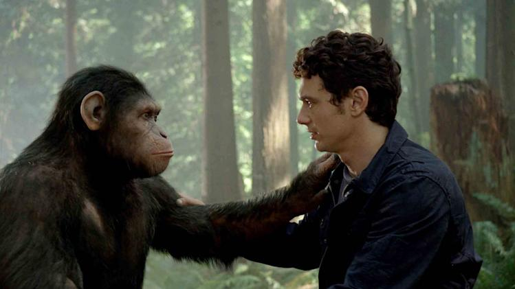 Rise of the Planet of the Apes 2011 20th Century Fox James Franco