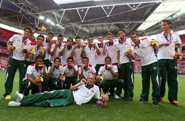 Brent Latham: Gold medal matters to Mexican soccer
