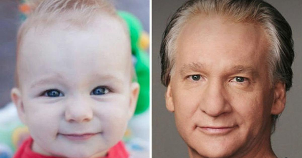 13 Babies With Famous Faces