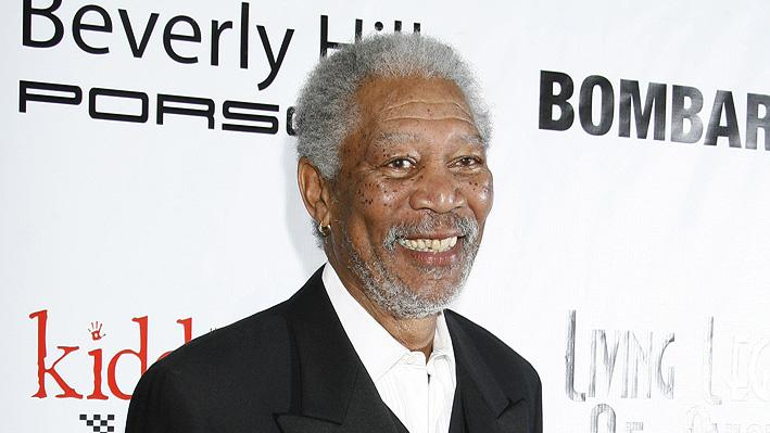 Morgan Freeman 2009