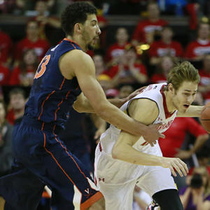 Virginia's No. 1 hopes dashed by Maryland