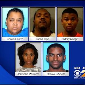 4 Texans Charged In String Of New Jersey Home Invasions