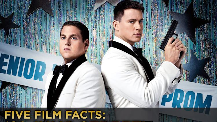 Five Film Facts 21 Jump Street