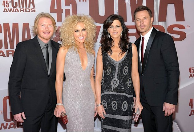 Little Big Town CMA Awards