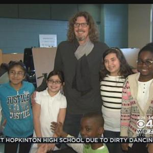 Robi On The Road: Ernie Boch Jr. Drives Students With Love For Music