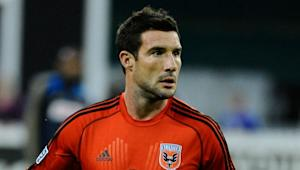 Chris Pontius out with concussion vs. Toronto FC; club waiting on severity of injury