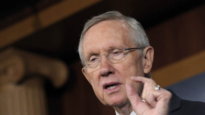 Dems, GOP fight brewing over curbing filibusters