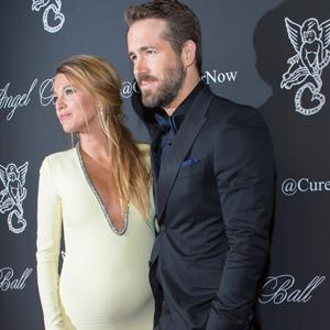 Blake and Bump at the Angel Ball