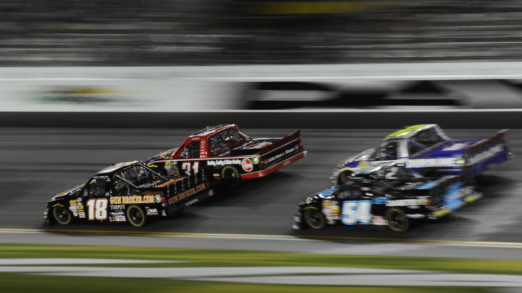 NASCAR Camping World Truck Series: NextEra Energy Resources 250
