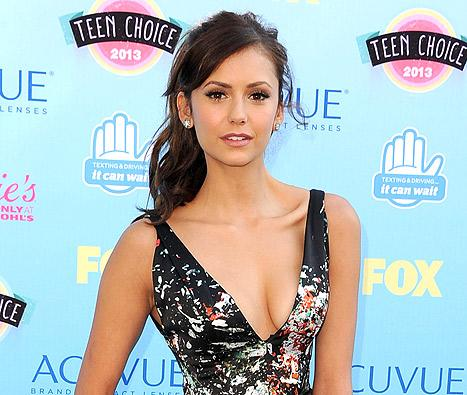 "Nina Dobrev: ""I'm in No Rush"" for New Relationship After Ian Somerhalder Split"