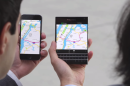 Video: BlackBerry explains why your iPhone is too wimpy to 'work wide'