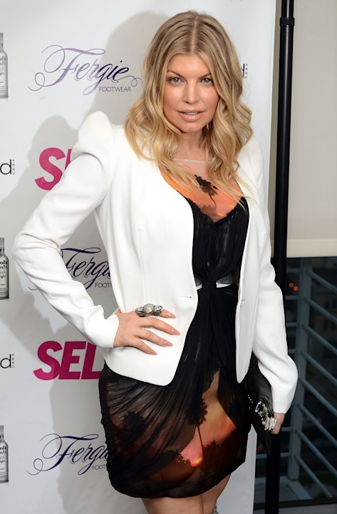SELF Magazine's July Issue Launch With Fergie