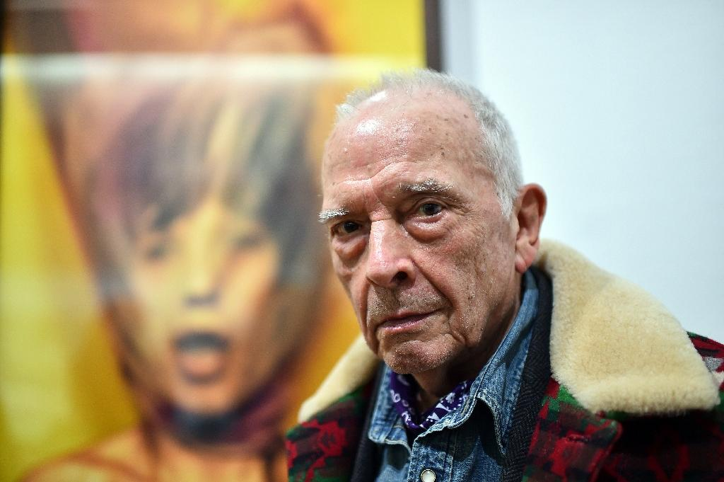 Getting lucky: David Bailey, photographer to the stars