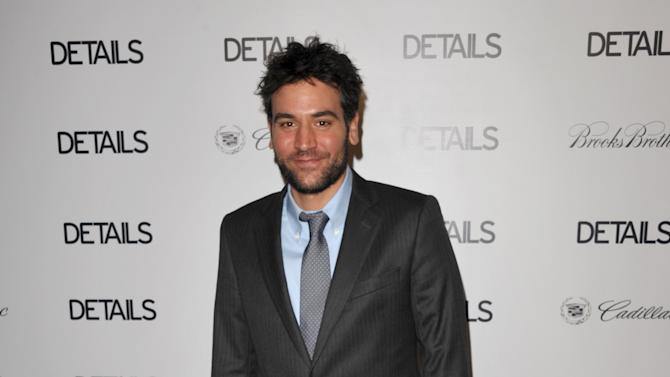 Josh Radnor attends DETAILS Hollywood Mavericks Party on Thursday, Nov. 29, 2012 in Los Angeles. (Photo by John Shearer/Invision for Details Magazine/AP Images)