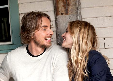 Kristen Bell, Dax Shepard Used Craiglist to Find Nude Hit and Run Extras
