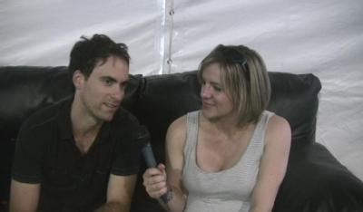 Rock On The Range: Josh From Halestorm