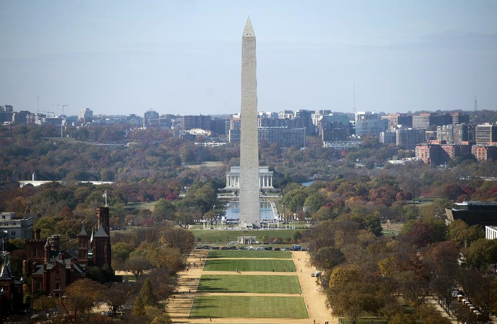 Washington Monument shut until at least 2019 for repairs