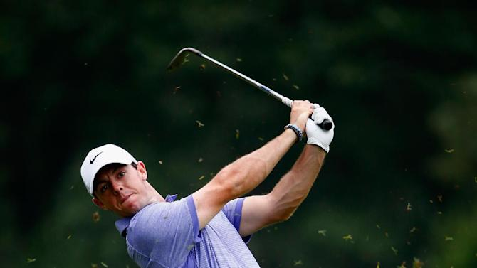 Golf - Ryder Cup win 'icing on cake' for McIlroy