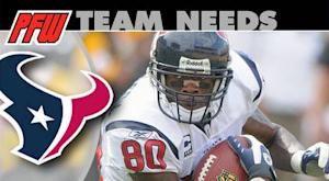 Houston Texans: 2013 team needs