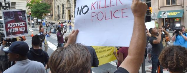 Judge: Charges against cops to stand in Gray death