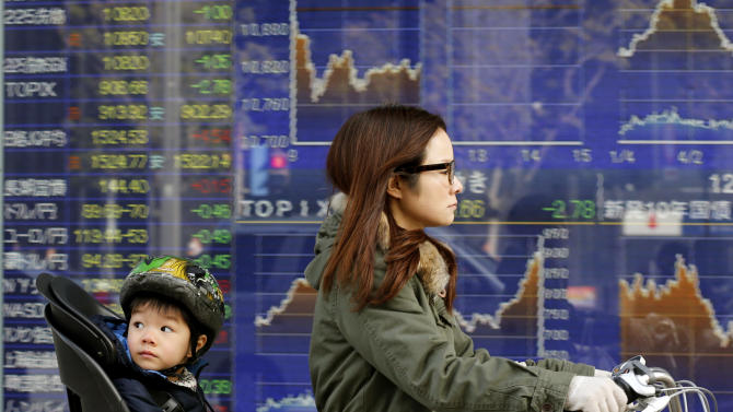 Asia stocks mixed after BOJ meeting ends