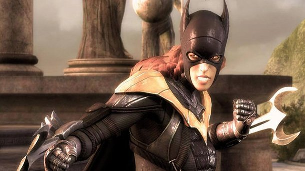 Injustice: Gods Among Us - Batgirl DLC Trailer